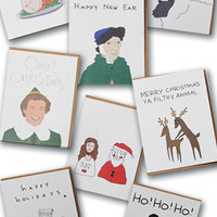 Holiday Cards Boxed Set