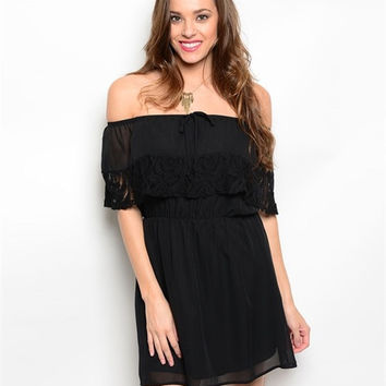 Just Between Us Mini Dress
