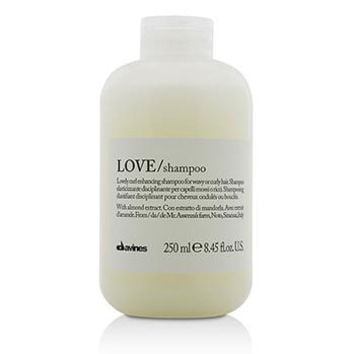 Davines Love Lovely Curl Enchancing Shampoo (For Wavy or Curly Hair) Hair Care