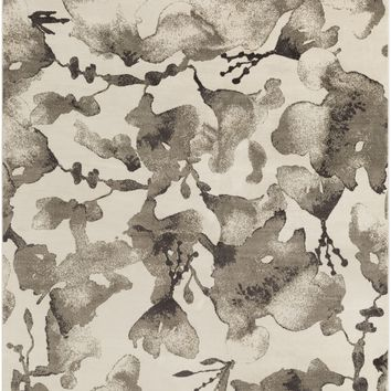 Surya Steinberger Floral and Paisley Neutral SIB-1008 Area Rug