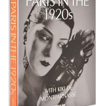 Paris in the 1920s with Kiki de Montparnasse design by Assouline