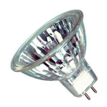 Halogen Spot 20w 24v GU5.3 Casell Lighting 51mm 36° Glass Covered Dichroic Light Bulb