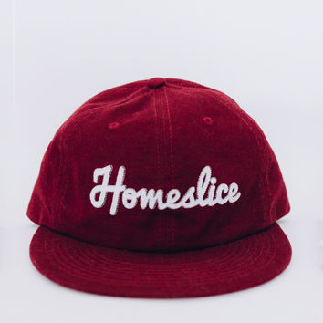Homeslice Pizza Strapback Hat