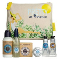 L'Occitane 'Dry Skin Essentials' Shea Butter Set (Limited Edition) ($38 Value) | Nordstrom