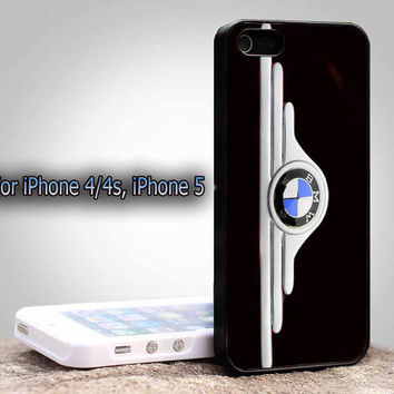 Amazing BMW Logo Iphone 5, iPhone 4, or iPhone 4s Case Cover Plastic