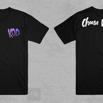 J Cole KOD Choose Wisely 1985 T Shirt