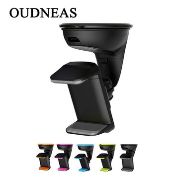 OUDNEAS Universal Car Windshield Mount Holder Stands Phone Car Holder for iPhone 5S 6S 7 Plus GPS Car Mobile Phone Holder stands