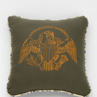 4040 Locust Eagle Pillow - Urban Outfitters