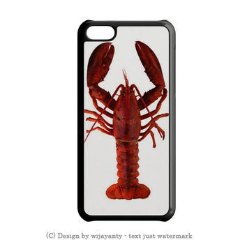 LOBSTER iPhone SE Case Wijayanty.com