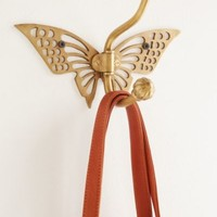 Plum & Bow Butterfly Wall Hook