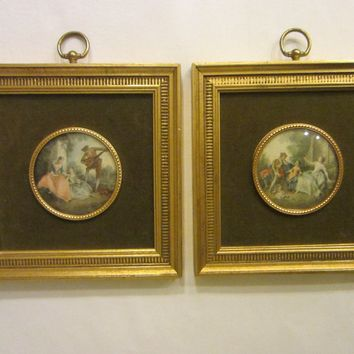 B And S Creation New York Romantic Medallion Wall Arts