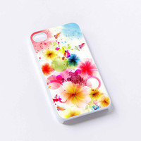 floral iPhone 4/4S, 5/5S, 5C,6,6plus,and Samsung s3,s4,s5,s6