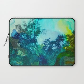 No Relief Laptop Sleeve by DuckyB (Brandi)