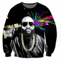 Limited Edition Rick Ross Sublim. Sweater