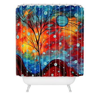 Madart Inc. Summer Snow Shower Curtain