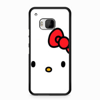 Cartoon Hello Kitty HTC One | M9 Case