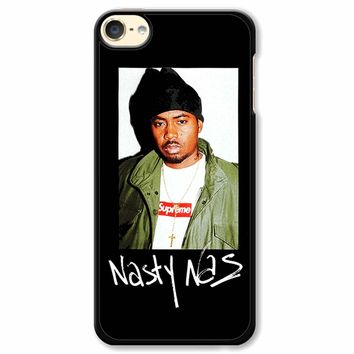 Nasty Nas Supreme iPod Touch 6 Case