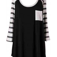 Longsleeve Striped Top