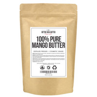 Mango Butter For Sale: 100% Natural, Perfect For Homemade Skincare