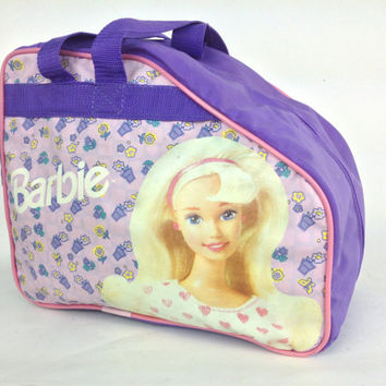 90's Barbie Bowling Bag