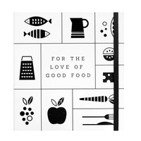 RECIPES ORGANISER: LOVE FOOD