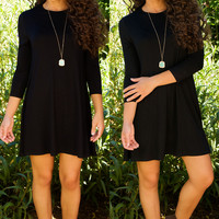Shop Priceless Maeve Dress - Black