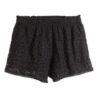 H&M Lace Shorts $24.95