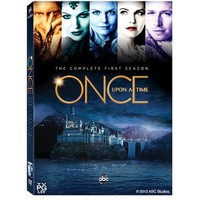 Once Upon a Time: The Complete First Season DVD> DVDs, CDs & Books> Once Upon a Time