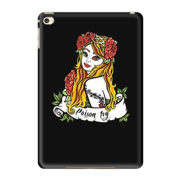 poison ivy tattoo iPad Mini 4