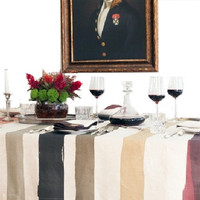 Cinta Table Linens by Huddleson