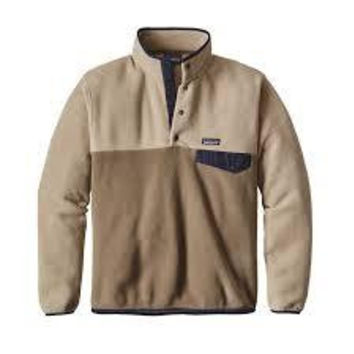 Patagonia M LW Synch Snap T P/O