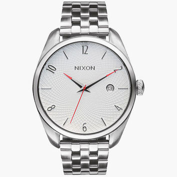 Nixon Bullet Watch White One Size For Men 25573715001