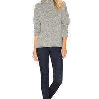 360 Sweater Kat Sweater in Grigio & Blue Skull | REVOLVE