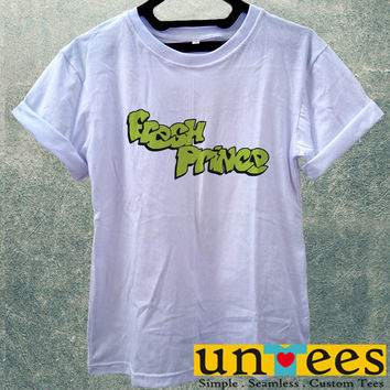 Low Price Women's Adult T-Shirt - The Fresh Prince of Bel Air design