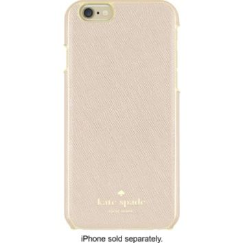 kate spade new york - Wrap Case for Apple® iPhone® 6 and 6s - Saffiano Rose Gold
