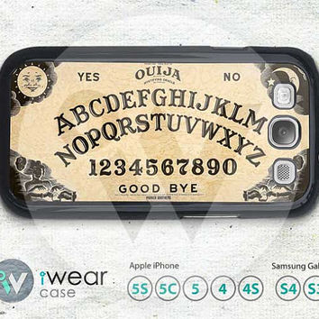 Ouija Board iPhone 5 Case, Vintage Ouija Spirits Board iPhone 5 5s 5c Hard Case Rubber Case,cover skin case for iPhone 5/5s/5c case