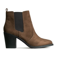 Ankle Boots - from H&M