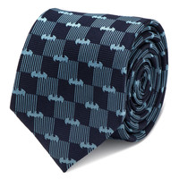 Batman Navy Blue Mens Tie