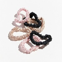 Slip Silk Small Scrunchie Set | Urban Outfitters