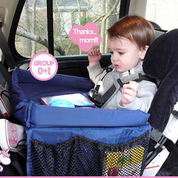 Kids Travel Play Tray Table
