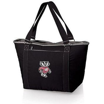 PICN-619001756440-NCAA Wisconsin Badgers Topanga Insulated Cooler Tote