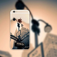 Streetlamp iPhone 5 5S iPhone 6 6S Plus creative case + Gift Box-126