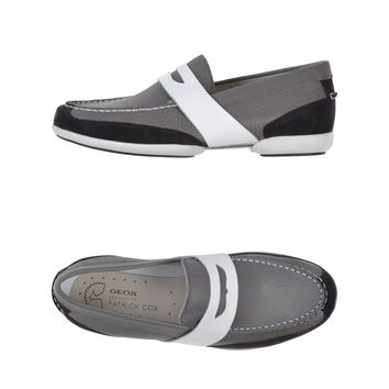 Geox Designed By Patrick Cox Moccasins