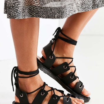 Dr. Martens Jasmine Ghillie Sandal - Urban Outfitters