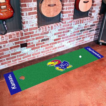 "Kansas Putting Green Runner 18""x72"""