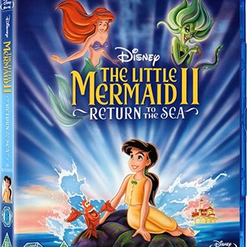 The Little Mermaid 2: Return to the Sea Region Free