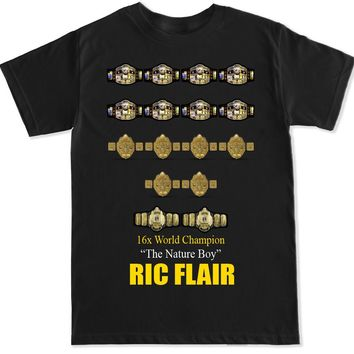 Nature Boy Ric Flair Wrestling T-Shirt