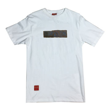 ikon East Tee (white)