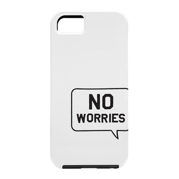 Leeana Benson No Worries Cell Phone Case