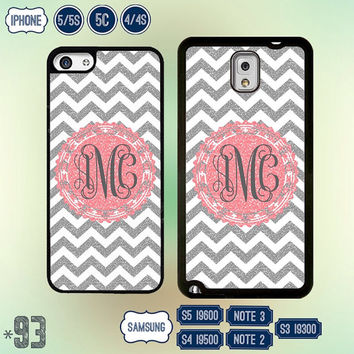 Sparkle Chevron Samsung Galaxy S5 case Samsung S4 cover Galaxy S3 Samsung Note 3 Note 2 , IPhone 5S case , iPhone 5 , 5C , IPhone 4 4S L93